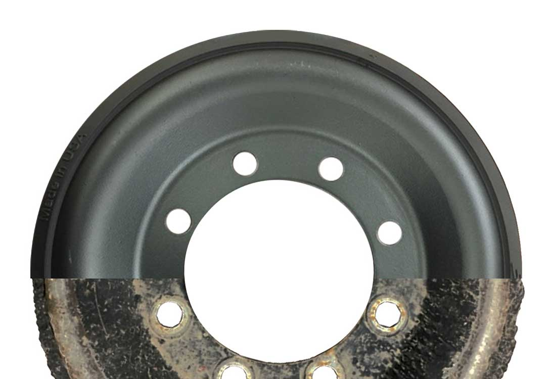 Remanufactured Wheels and Undercarriage Parts